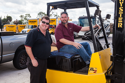 forklift repair west palm beach